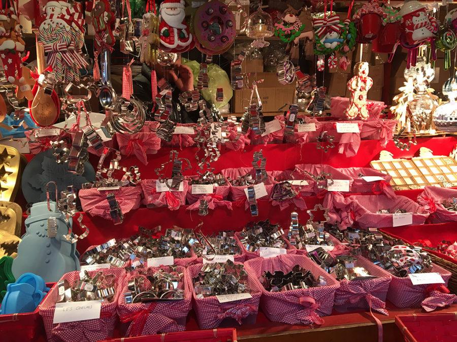 Les découpoirs de Noël, stars des marchés de Noël !