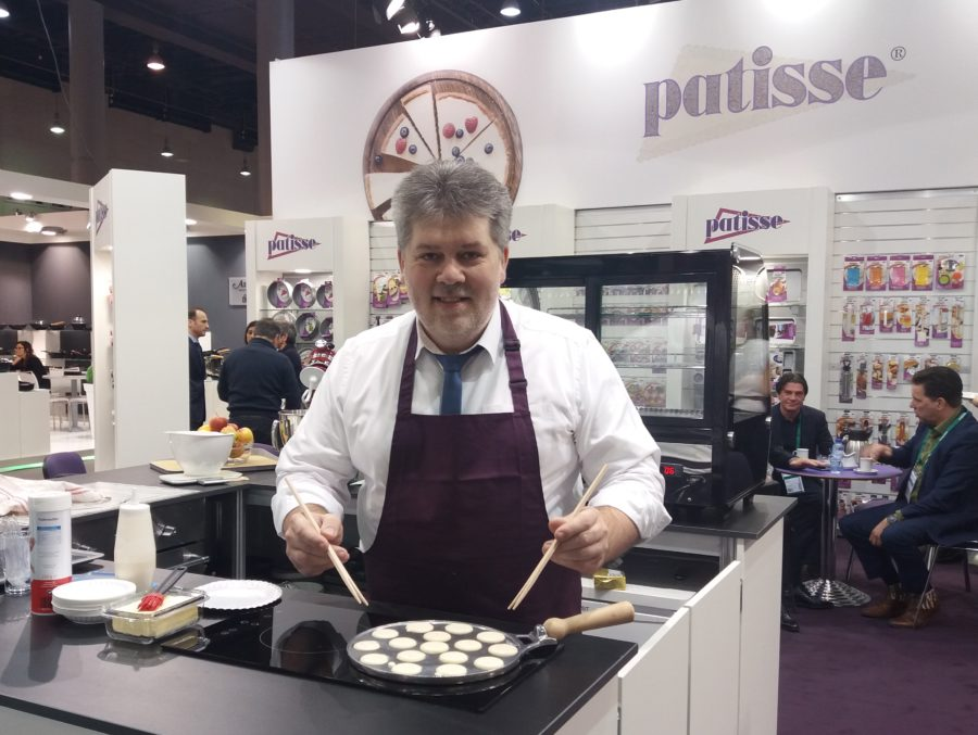 Patisse célèbre la pâtisserie au salon international Ambiente