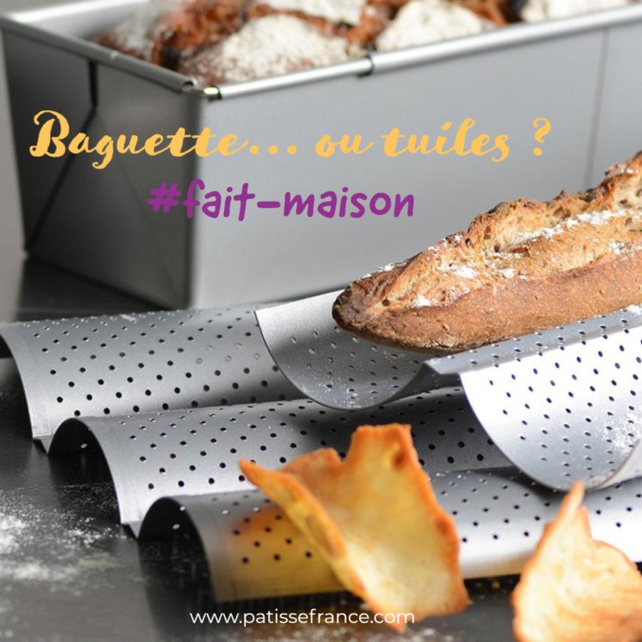 Baguettes lardons/noix : un cocktail détonant pour l'apéritif !