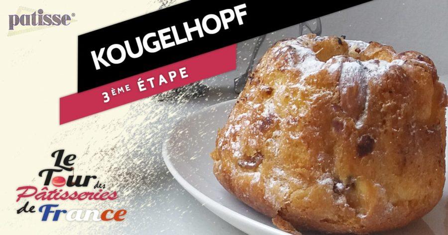 Le kougelhopf, étape n°3 du tour des pâtisseries de France