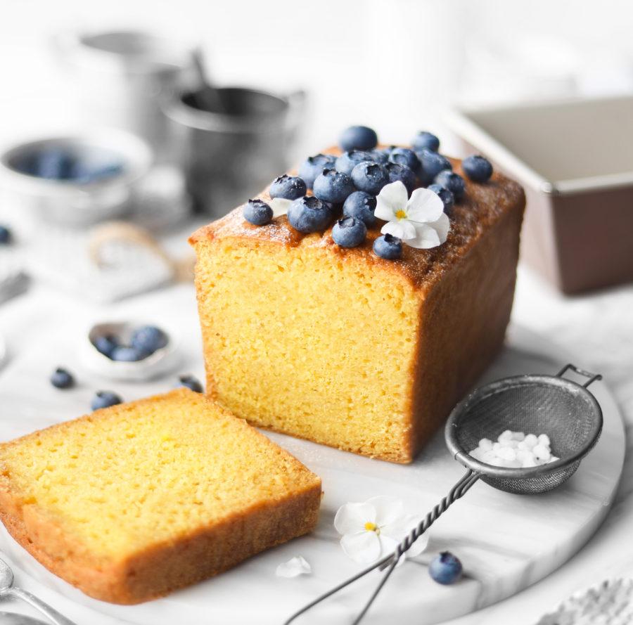 La gâteau yaourt, un classique revisité à la mangue !