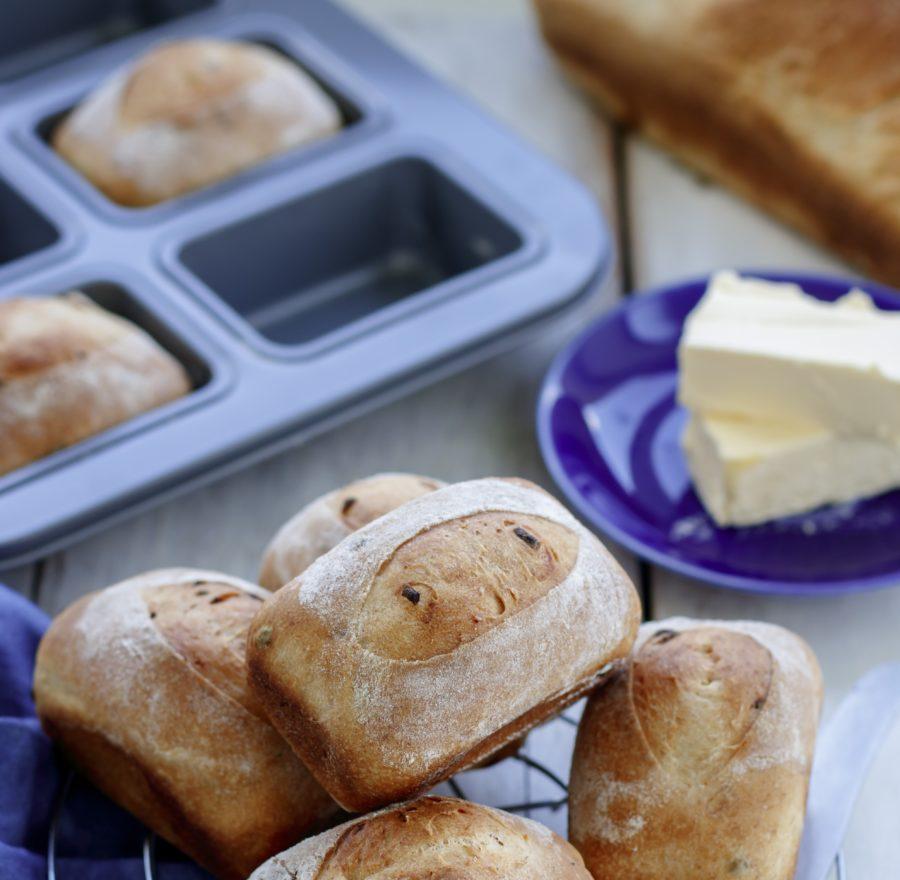 De petits pains fait maison