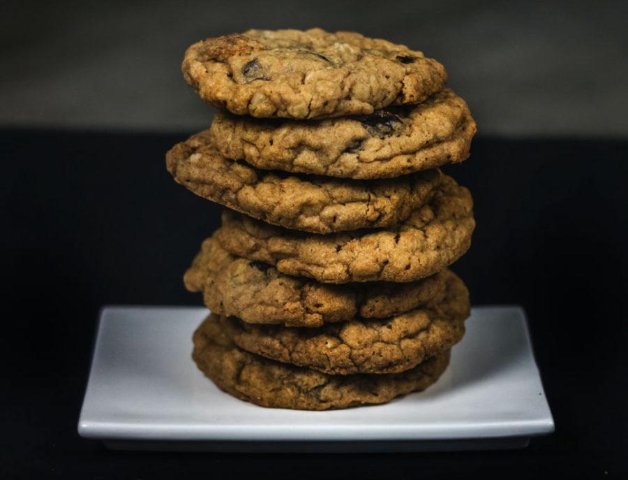 Biscuits aux flocons d'avoine & aux raisins secs