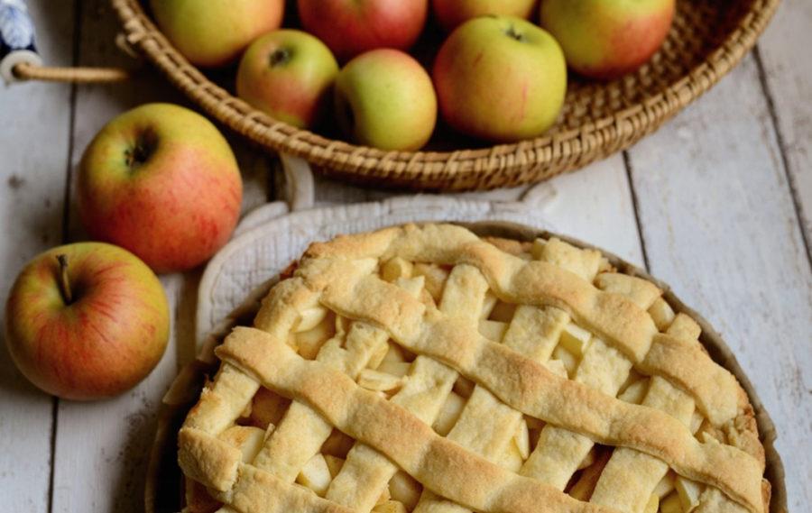 Fêtons l'automne autour d'une tarte aux pommes