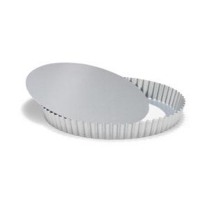 Moule tarte ligne Silver-Top Patisse France